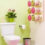 Banyo Havlu Sepeti Fikirleri (2)