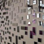 Dekoratif ve Modern Sticker Ayna Modeli