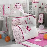 Kidboo Happy Birthday Pink Bebek Uyku Seti