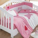 Kidboo Pembe Bebek Uyku Seti Modeli