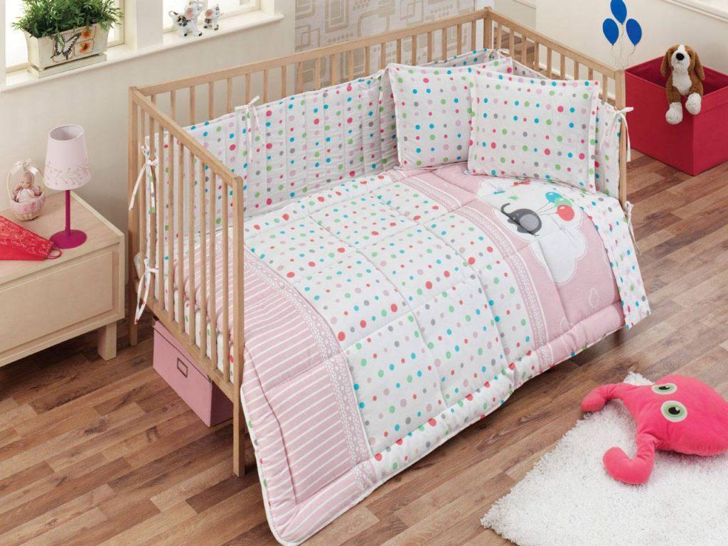 Merinos Ranforce Bebek Uyku Seti Modeli