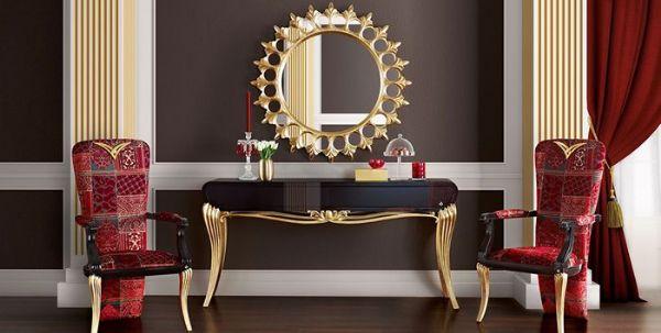 Avangard Dresuar ve Ayna | En Güzel Avangard Ayna Modelleri