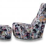 Nill's Mobilya Comfort Berjer Koltuk Modeli