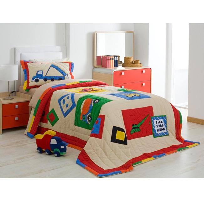 araba resimli cocuk yatak ortuleri