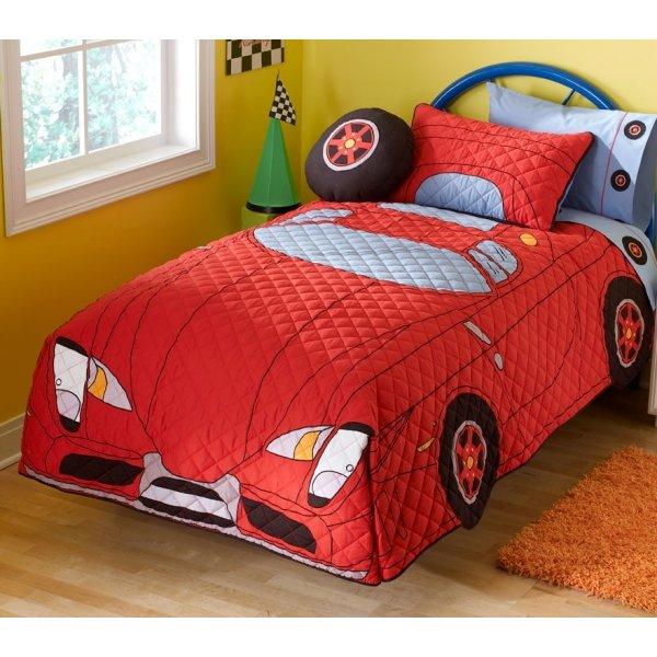 erkek cocuk yatak ortuleri