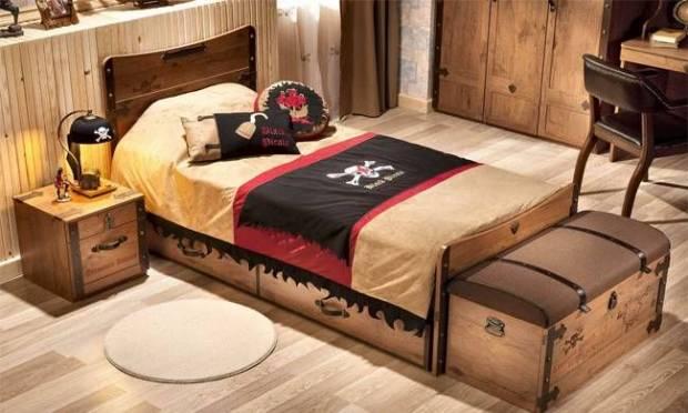 korsan yatak ortusu