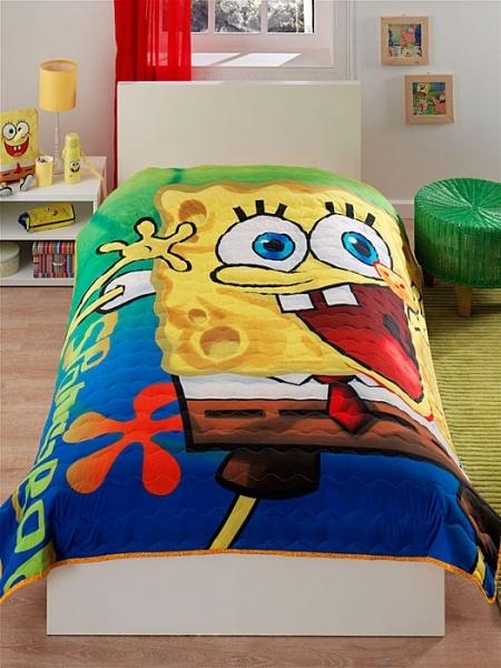 resimli cocuk yatak ortuleri