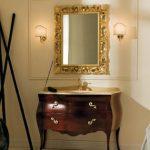 Klasik Banyo Dolap Modelleri (3)
