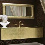 Klasik Banyo Dolap Modelleri (5)