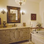 Klasik Banyo Dolap Modelleri (6)