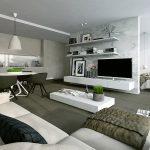 Modern Apartman Dairesi Dekorasyon Fikirleri