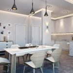 Modern Apartman Dairesi Dekorasyon Fikirleri (6)