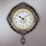 Klasik Duvar Saati Modelleri (4)