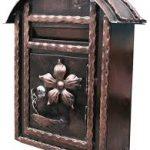 Nostaljik ve Dekoratif Antika Posta Kutusu Modelleri (10)