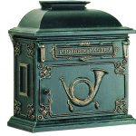 Nostaljik ve Dekoratif Antika Posta Kutusu Modelleri