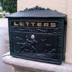 Nostaljik ve Dekoratif Antika Posta Kutusu Modelleri (17)