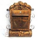 Nostaljik ve Dekoratif Antika Posta Kutusu Modelleri (19)