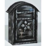 Nostaljik ve Dekoratif Antika Posta Kutusu Modelleri (2)