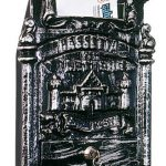 Nostaljik ve Dekoratif Antika Posta Kutusu Modelleri (3)