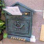 Nostaljik ve Dekoratif Antika Posta Kutusu Modelleri (6)