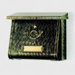 Nostaljik ve Dekoratif Antika Posta Kutusu Modelleri (8)