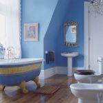Mavi Banyo Dekorasyonu Fikirleri (13)