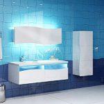 Mavi Banyo Dekorasyonu Fikirleri