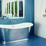 Mavi Banyo Dekorasyonu Fikirleri (18)