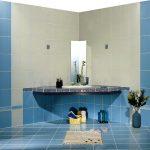 Mavi Banyo Dekorasyonu Fikirleri (20)
