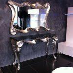 Dekoratif Konsol ve Ayna Kombinleri (8)