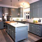 Mavi Mutfak Dekorasyon Fikirleri (23)