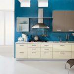 Mavi Mutfak Dekorasyon Fikirleri (24)