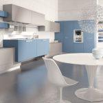 Mavi Mutfak Dekorasyon Fikirleri (6)