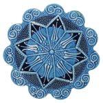 Mavi Seramik Nihale Modeli