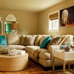 Toprak Rengi Ev Dekorasyon Fikirleri (4)
