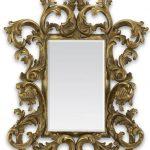 Barok Tarzda Klasik Ayna Modeli