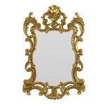 Baroz Tarzda Klasik Ayna Modeli