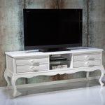 Klasik Stil Televizyon Sehpa Modelleri (7)