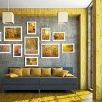 Dekoratif Duvar Kolaj Modelleri (21)