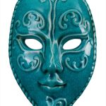 Turkuaz Renkli Dekoratif Seramik Aksesuarlar (13)