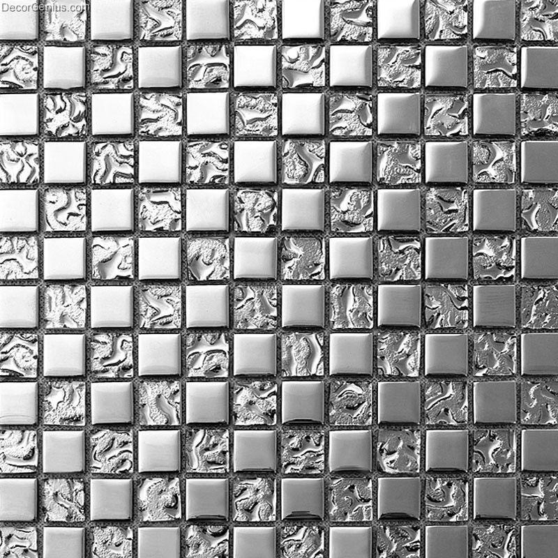 Dekoratif Metal Mutfak Fayans Modelleri Secrethome