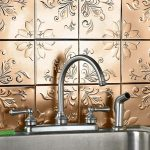 Dekoratif Metal Mutfak Fayans Modelleri (4)