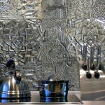 Dekoratif Metal Mutfak Fayans Modelleri (5)