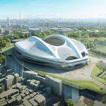 Zaha Hadid Tokyo Olimpiyat Stadyumu