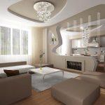 Etkileyici Salon Dekorasyon Fikirleri (6)