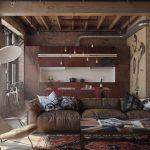 loft-stil-ev-dekorasyonu-11