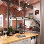 loft-stil-ev-dekorasyonu-2