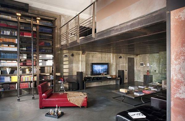 loft-stil-ev-dekorasyonu-9